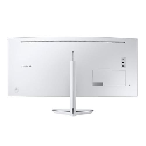 monitores curvo 1,500 r 34  blanco quantum dot samsung