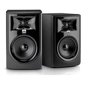Monitores De Estudio Jbl Lsr 305 P Mk2 (el Par) En Stock!