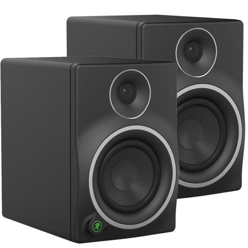 monitores de estudio mackie mr5 mk3 (el par)  en belgrano tm
