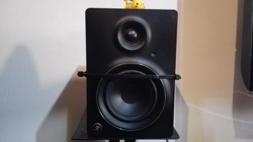 monitores de estudio mackie mr5/mk2 (par) oportunidad!!!