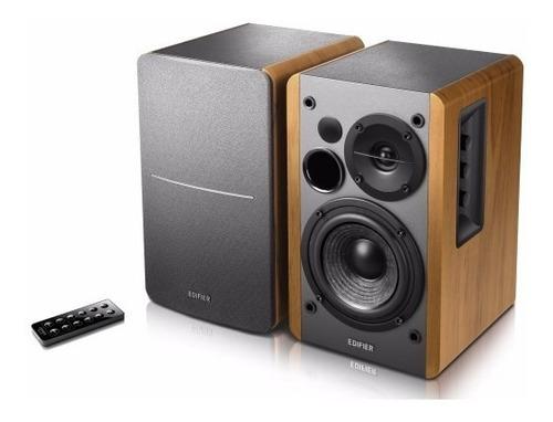 monitores de referencia edifier r1280 db para estúdio oferta