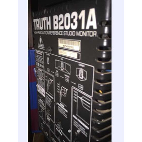 Monitores De Som Behringer Truth B2031a