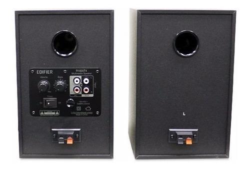 monitores estudio edifier r1000t4 color negro