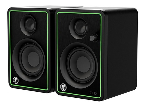 monitores estudio mackie cr4-x par multimedia 50w - oddity