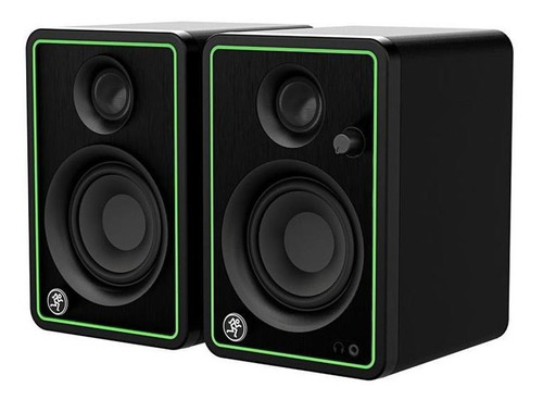 monitores mackie cr3-xbt nueva serie home studio streaming