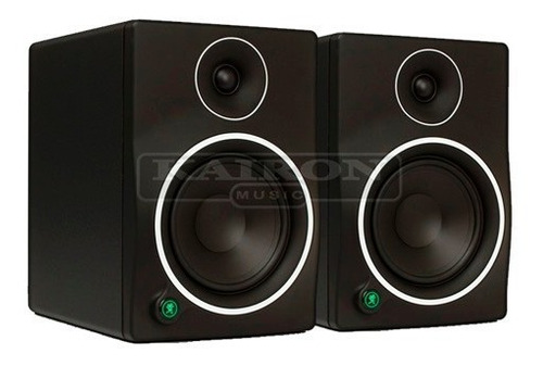monitores mackie mr6 mk3 65 watts 6.5''