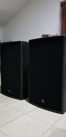 Monitores Yamaha Dzr 15