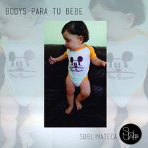 Bodys Para Bebes Estampados