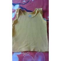 Camisetas O Franelillas P/bebes, Ovejita T 6 A 12 Meses