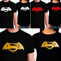 Franelas , Súper Héroes, Batman, Súperman, Capitan América