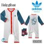 Pijamas Cocoliso + Babero Adidas Originals Bebe Niña Baby