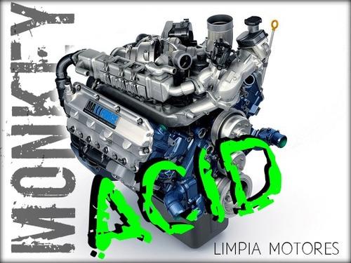 monkey acid limpia motores
