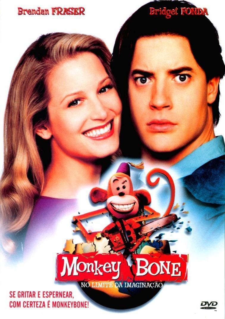 Monkey Bone - No Limite Da Imaginação - Dvd - Brendan Fraser - R$ 30,00 em  Mercado Livre