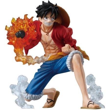 Monkey D Luffy Action Figure One Piece Na Caixa P Entrega