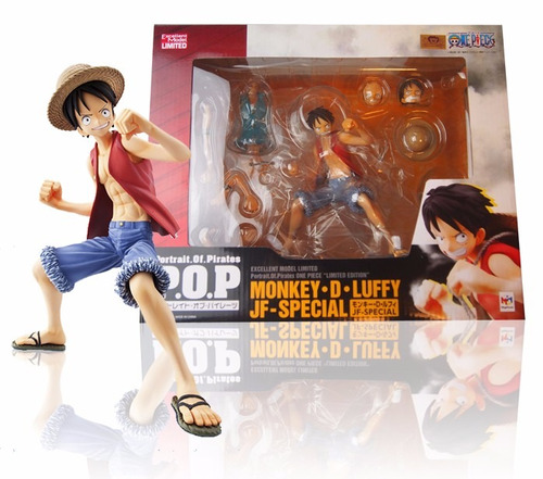 monkey d. luffy pop (one piece)