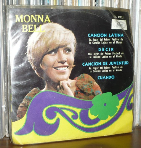 monna bell ep cancion latina
