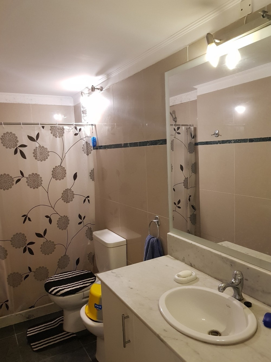 mono ambiente cocina baño