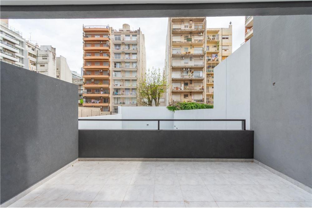 mono ambiente divisible con patio en villa urquiza