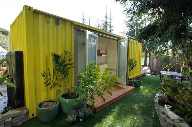 mono ambiente loft casa vivienda cabaña dpto contenedor 32