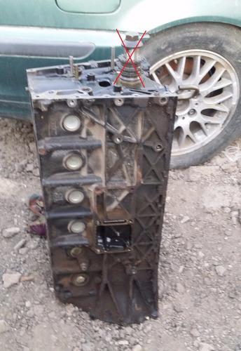 mono block de motor mercedes benz c280 v6 2.8 1994 1998