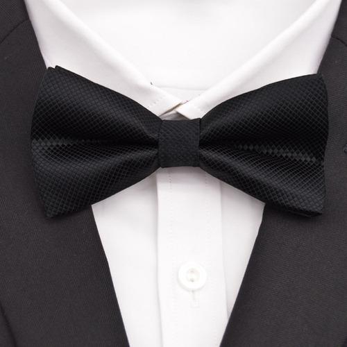 moño corbata doble para hombres envío gratis
