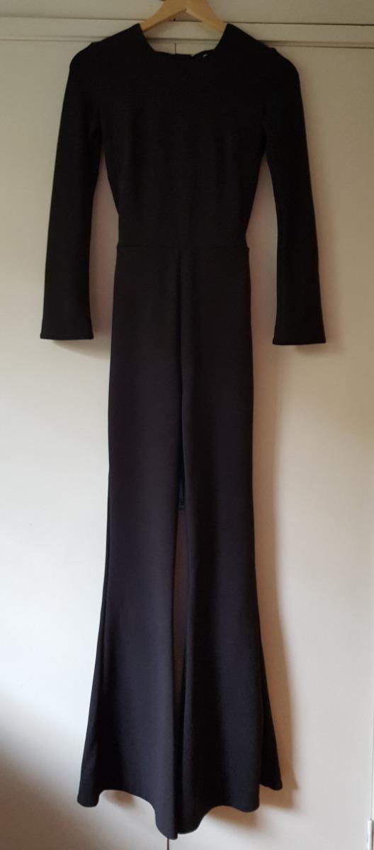 1fa8b3297b2 Mono Enterito De Fiesta Negro Oxford Cher Nuevo -vestido -   2.990 ...