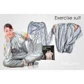 mono traje termico sauna suit ejercicio transpiracion