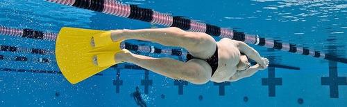 monoaleta natación finis monofin foil talle 35 al 49