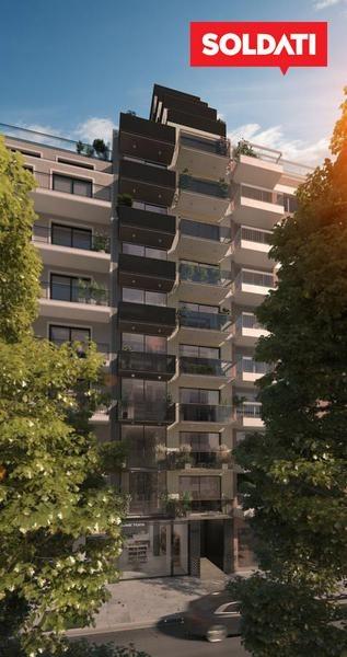 monoamb divisible con terraza y parrilla - win - barrio norte