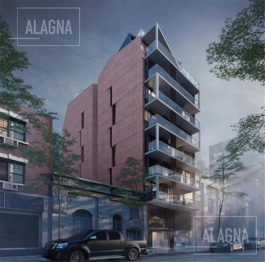monoambiente 42mts2 para vivienda u oficina a estrenar en zona río