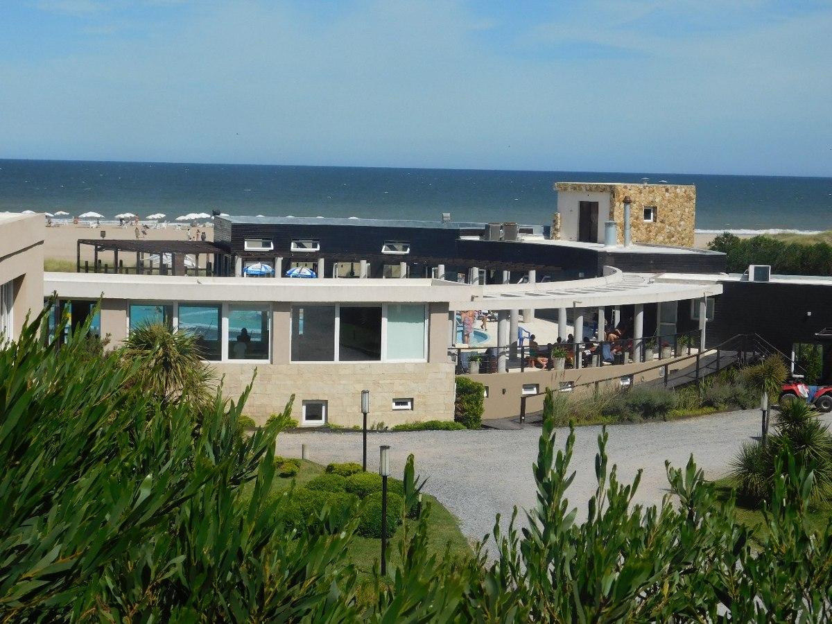 monoambiente 4pax vista frente al mar en linda bay dueño!