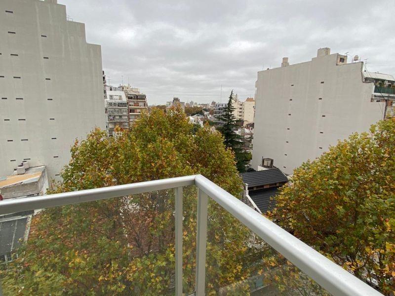 monoambiente a estrenar al fte c/balcon