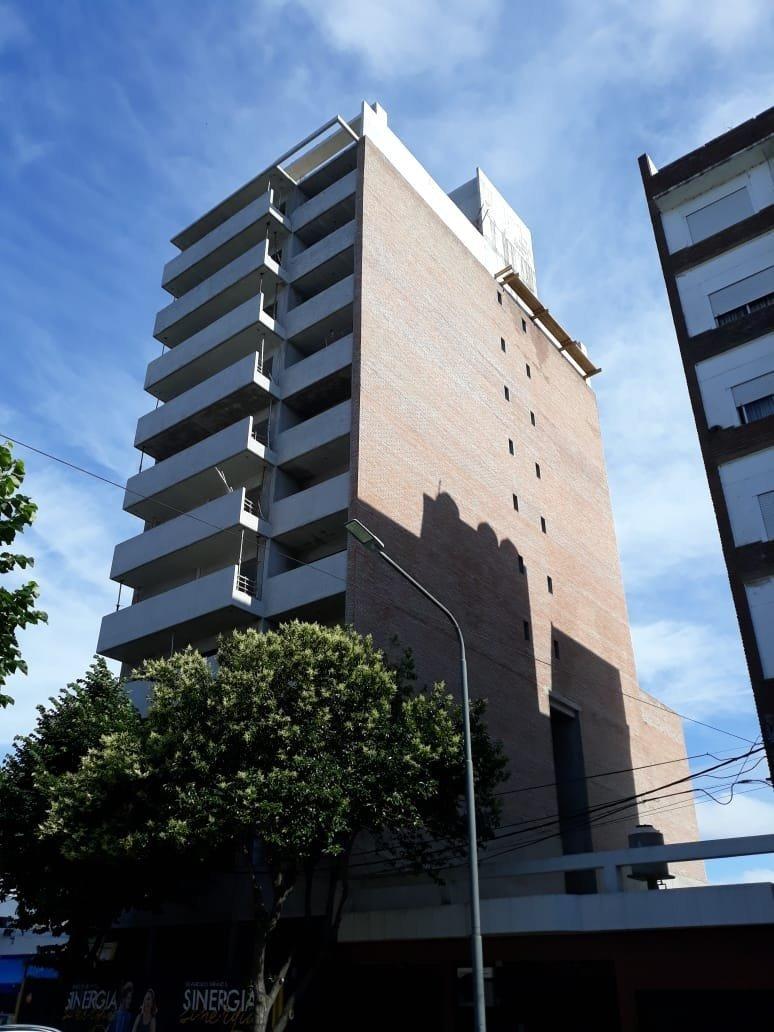 monoambiente a estrenar - barrio echesortu - amenities