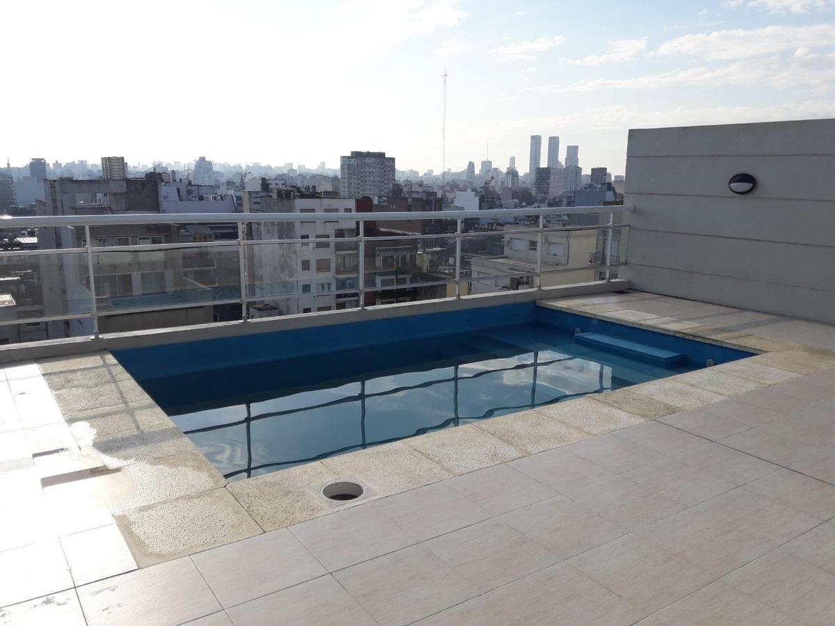 monoambiente a estrenar, julian alvarez 600 - villa crespo