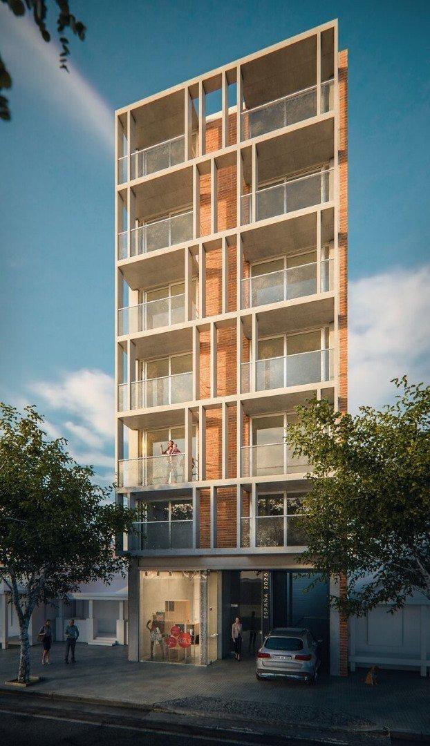 monoambiente amplio con balcon - ideal para inversion por cercania a universidades privadas