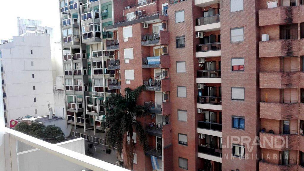 monoambiente- balcon - frente