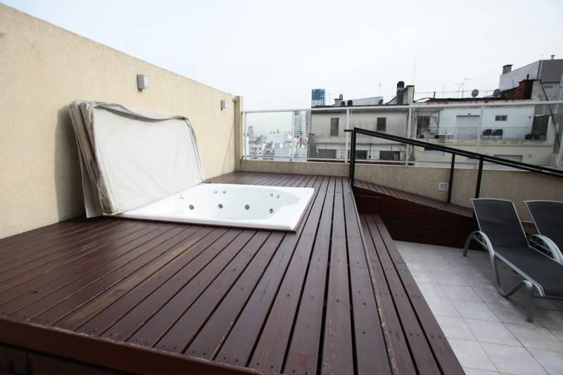 monoambiente con amenities en venta con renta - armenia 2300