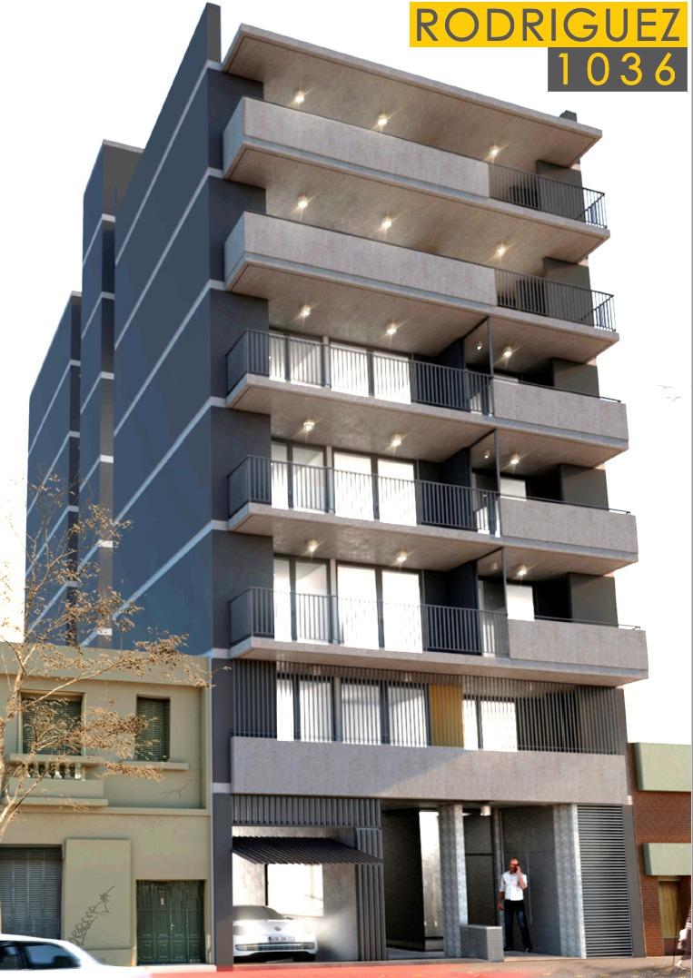monoambiente con balcon - amplia financiacion / a estrenar - excelente zona en rosario