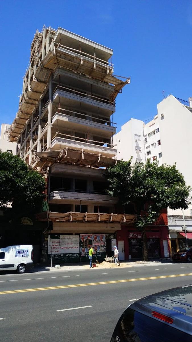 monoambiente con balcon - oportunidad de inversion