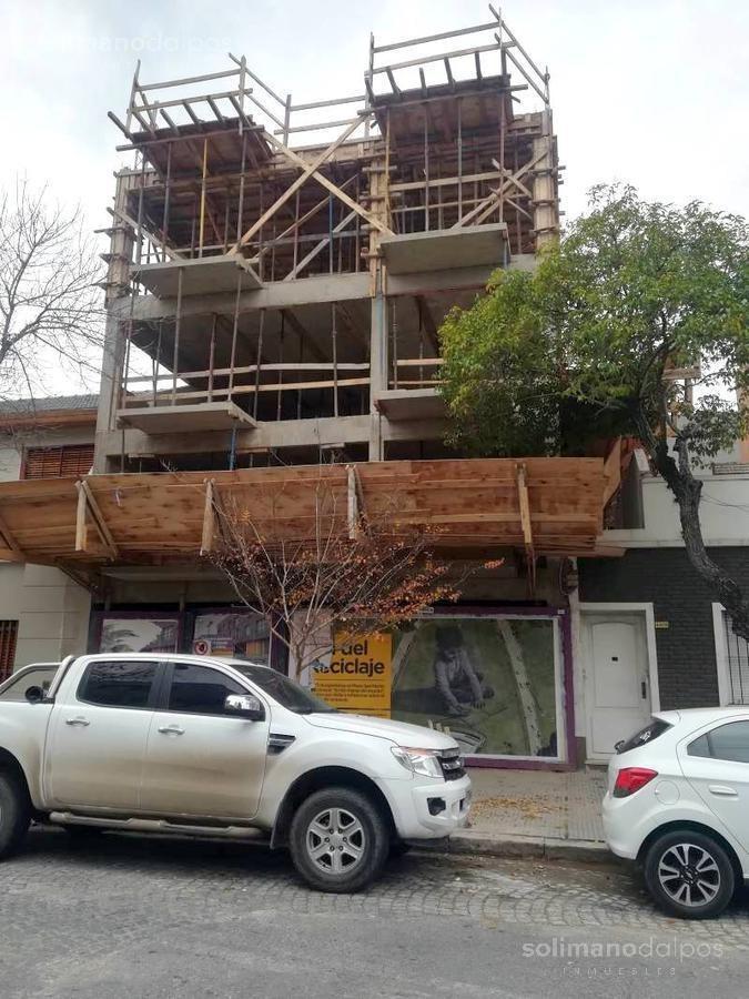 monoambiente con balcon  - saavedra