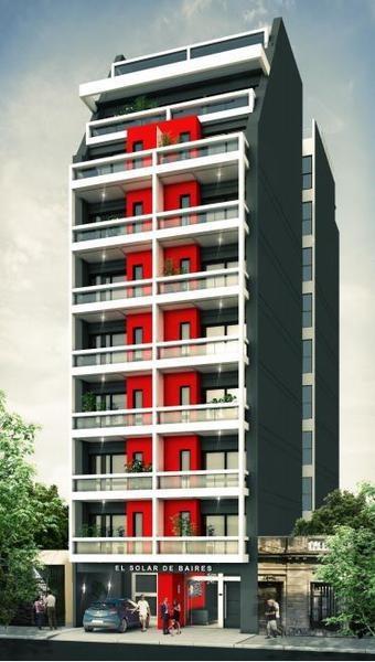 monoambiente con balcón y amenities en nuevo emprendimiento - palermo hollywood