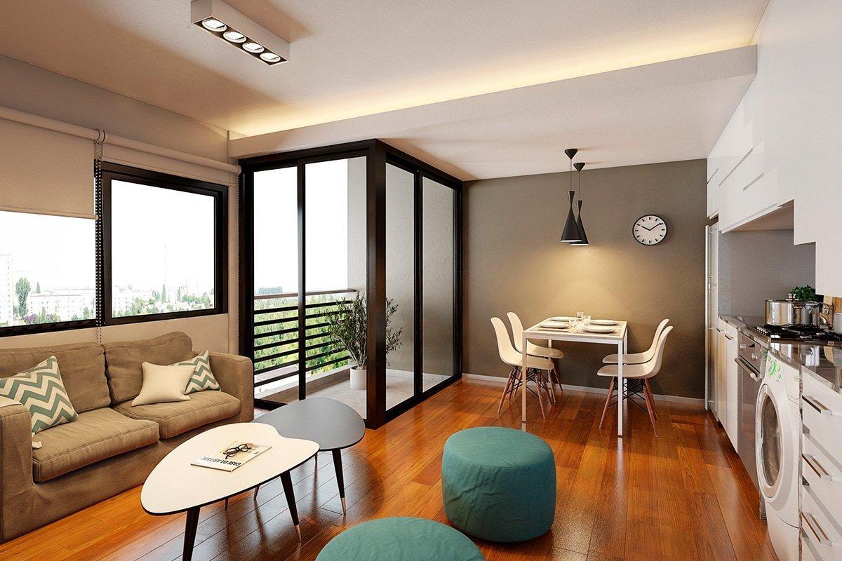 monoambiente con balcon -zona terminal de omnibus - ideal alquiler