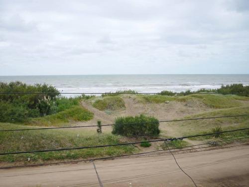 monoambiente con cochera cubierta frente al mar