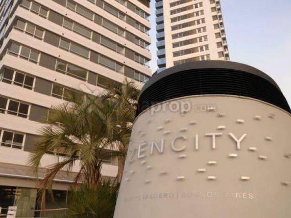 monoambiente con cochera  torre onix zencity  puerto madero