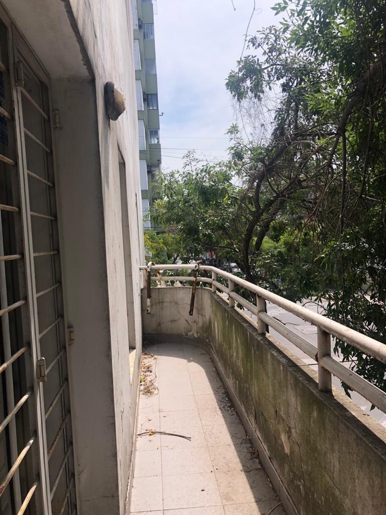 monoambiente dividido 60mts villa crespo / palermo