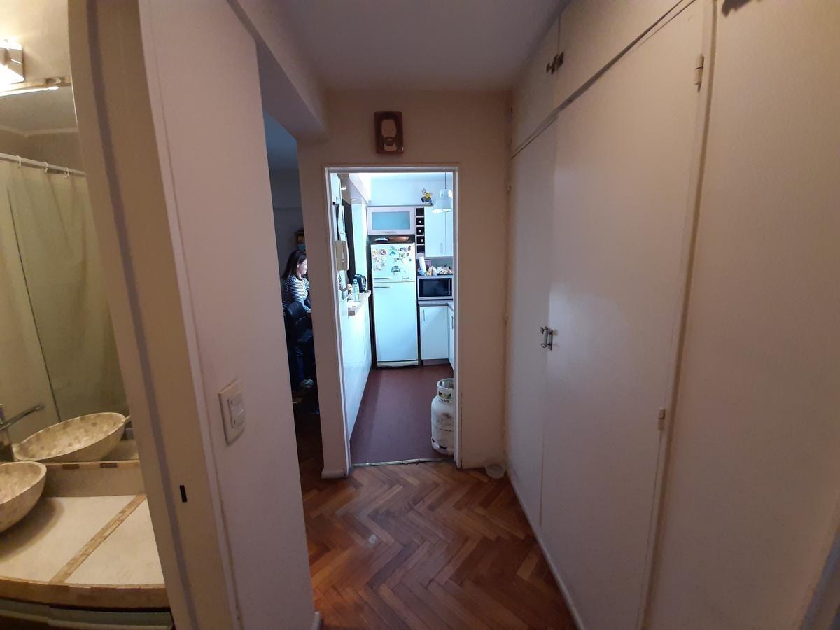 monoambiente divisible con balcón y lavadero indep piso 1 por escalera