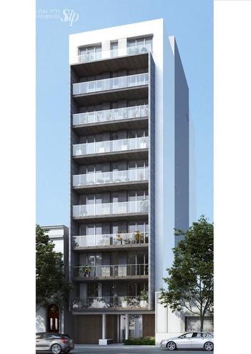 monoambiente divisible con balcon y terraza - caballito