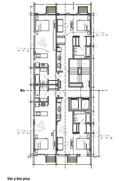 monoambiente divisible en venta - nuevo proyecto de viviendas - retiro