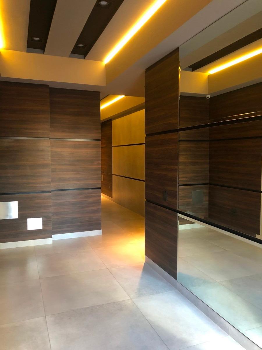 monoambiente divisible súper luminoso piso alto