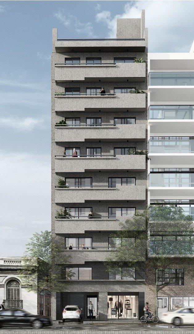 monoambiente en barrio partin - parque urquiza / ideal inversion - financiado